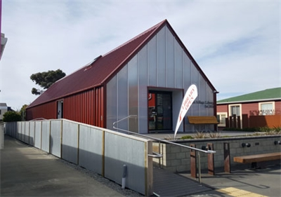 Redcliffs Library